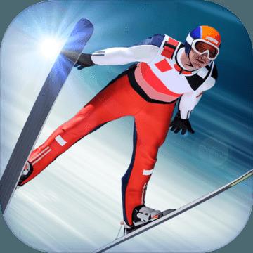 跳台滑雪模拟