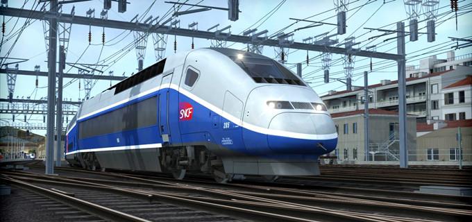 模拟火车游戏大全