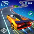 火柴人氖汽车竞速游戏