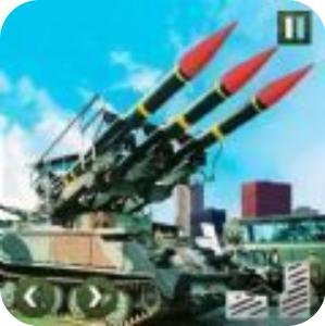 3D模拟导弹运输