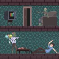 僵尸公寓解锁场景版
