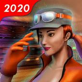 女孩功夫街格斗游戏2020