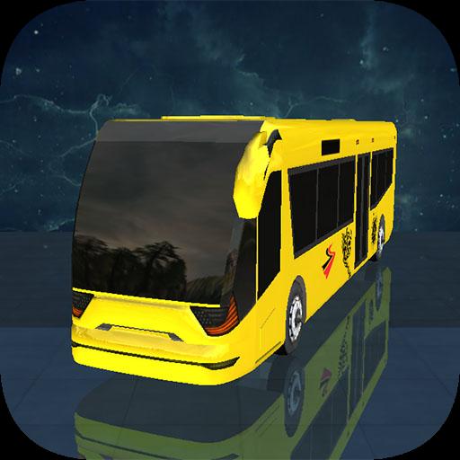 3d模拟客车驾驶
