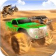 真实沙漠汽车手游